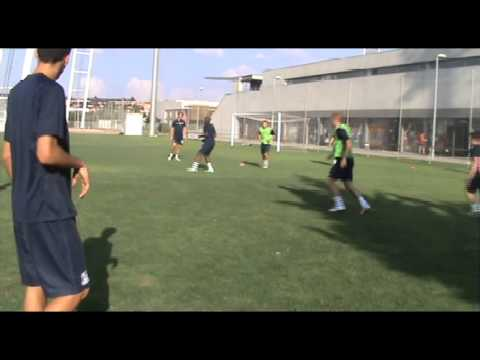Madrid Day One: Training Session