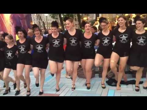 Chicago Chorus Girl Project Summer 2015