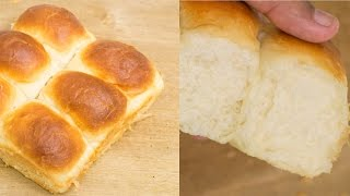 Eggless Ladi Pav in Pressure Cooker - Feather Soft Bread Buns Recipe - Eggless Baking Without Oven