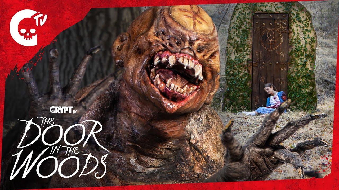 Download THE DOOR IN THE WOODS SERIES SUPERCUT | Crypt TV Monster Universe