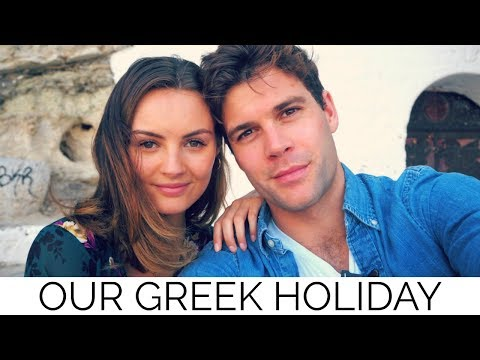 Our Greek Holiday | Niomi Smart