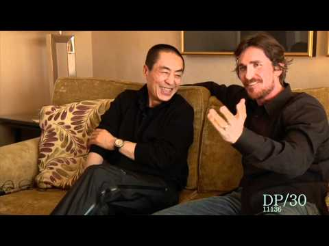 DP30: Flowers of War, director Zhang Yimou, actor Christian Bale