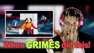 """Grimes - Delete Forever """"Official Video"""" TM Reacts (2LM Reaction)"""