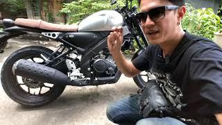 รีวิว Yamaha XSR155 จุดเด่น จุดด้อย ชัดๆ - Johnrider