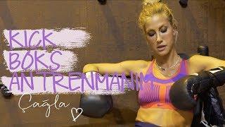 Çağla | Kick Boks Antrenmanım | Spor&Yaşam&Bakım