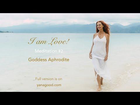 """I Am Love!"" Blooming Sensuality 🌺Meditation #2"