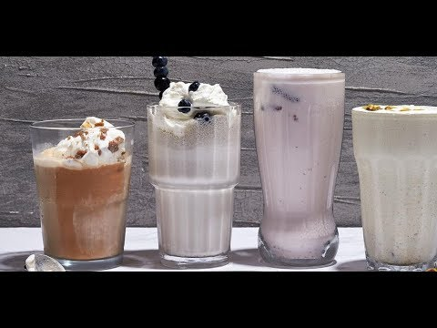 Frosty milkshake and float recipes to help you savor the last drops of summer