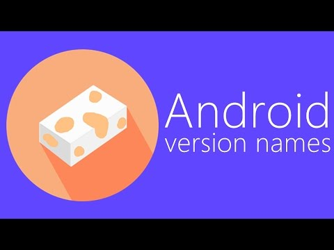 Android version names – From Cupcake to Nougat