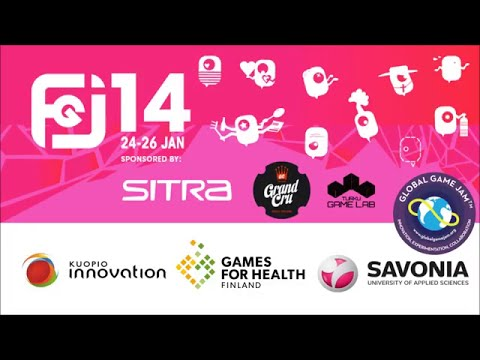 Games for Health Finland, FGJ Kuopio 2014 Overview