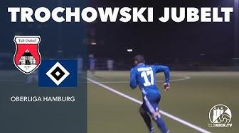 Traumtor beim Comeback! Piotr Trochowski feiert perfekte HSV-Rückkehr | Osdorf - HSV III (Oberliga)