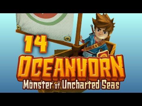Oceanhorn 14 - Coral Saber