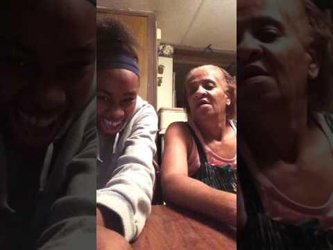 Holy Ghost Montana of 300 reaction (grandma)