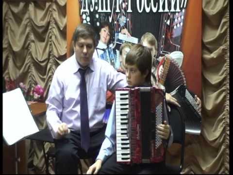 Нотный архив Сергея Пикулина