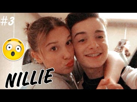 Millie Bobby Brown And Noah Schnapp - Cute Moments | #NILLIE | PART 3