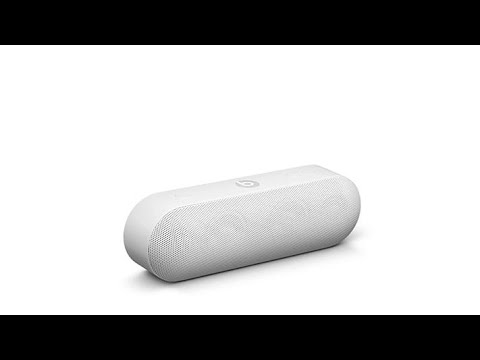 Beats By Dre Pill Bluetooth Portable Speaker Wcase
