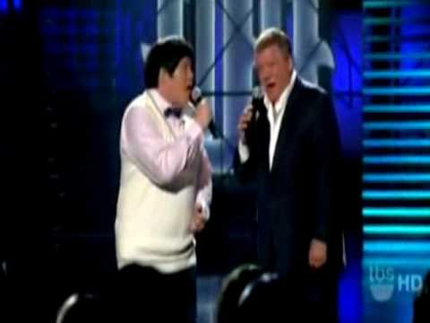 Lin Yu Chun & William Shatner Duet