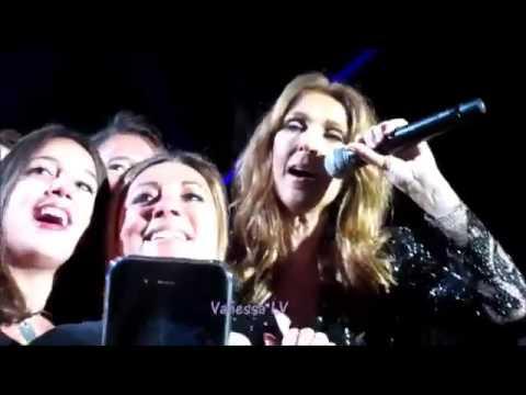 Celine Dion - Immortality (Live Las Vegas 2015)