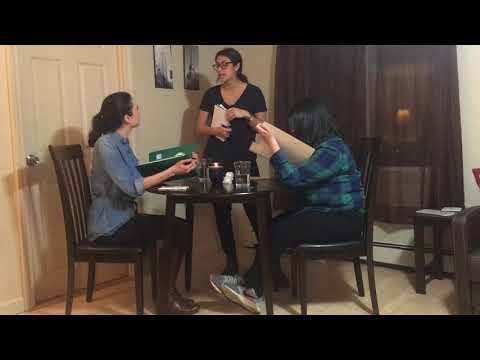 Communication Breakdown at Restaurant - Aural Rehab