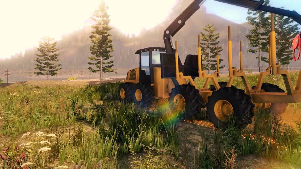 Der Forstwirt 2015 Trailer Holzf 228 Ller Simulator Uig