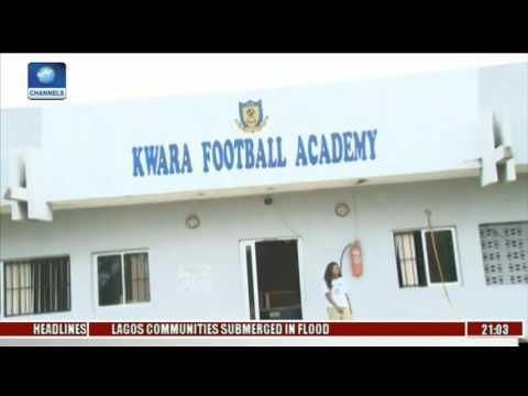 Football Development: Kwara Football Academy Under Focus Pt 1