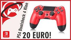 PS4 Dualshock 4 Controller für 20 Euro? - Das Gocomma PS4 Drahtloses Gamepad im Test