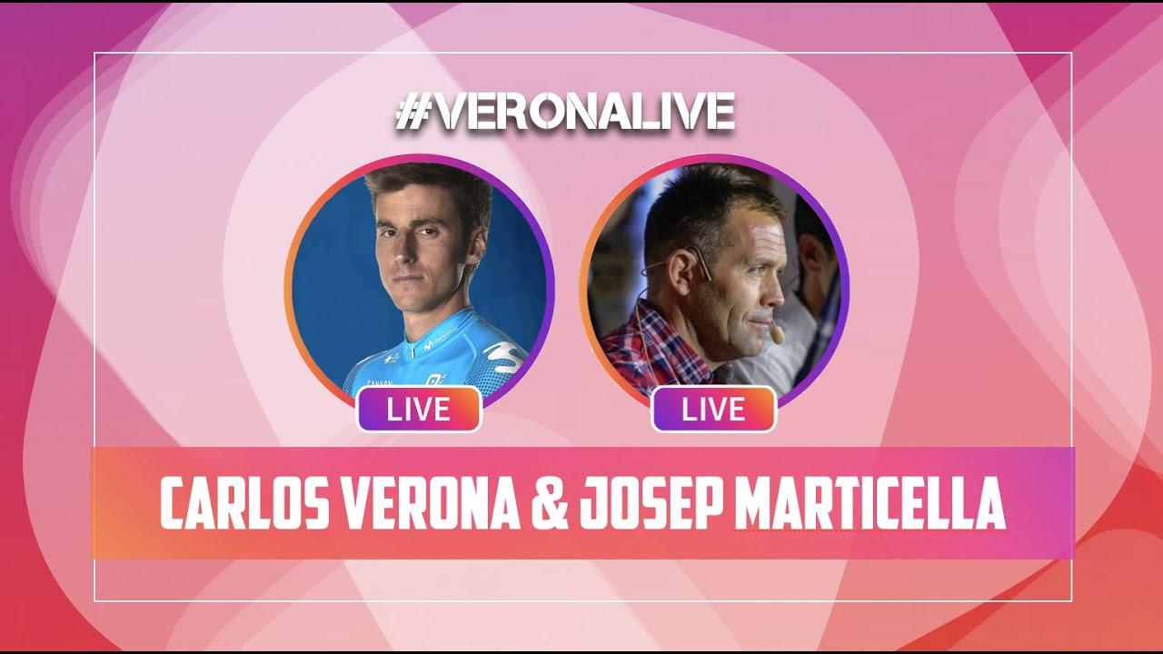 #VERONALIVE | Carlos Verona y Josep Marticella