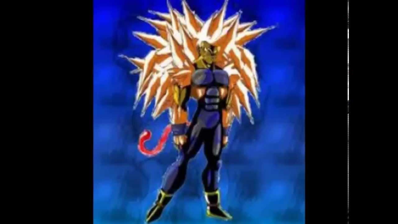 Goku Todas Sus Transformaciones De Super Sayayin Del 1 Al
