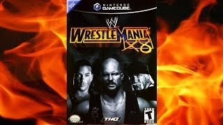 Wrestlemania X8 Gamecube Review