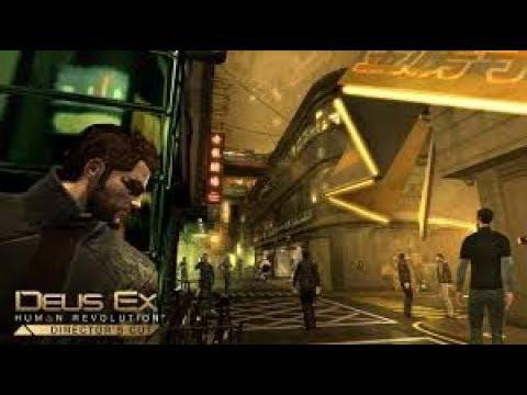 Deus Ex Human Revolution -Directors Cut. |