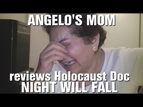 Angelo's Mom Reviews Night Will Fall - Holocaust Documentary