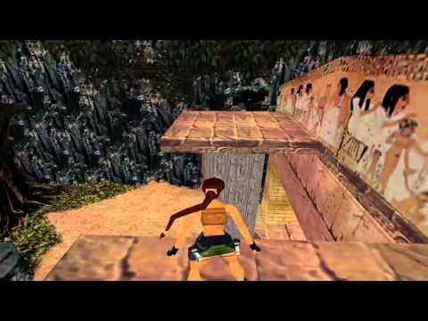 Tomb Raider: The Relics of Power: Part 3 (Niveles de autor) Nivel 1: Shores of Egypt (2/2)
