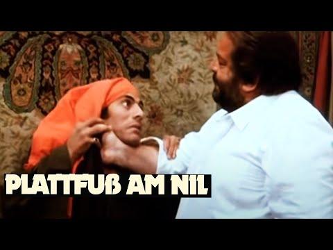 Bud Spencer Plattfuß Am Nil