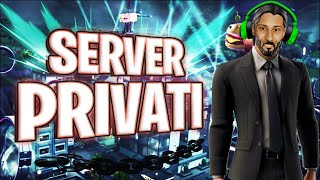 NETWORK SERVER FORTNITE ITA! SKIN REGALO TO WHO VINCE! EACH DONATION GHEROR SINGS