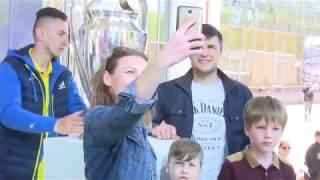 Trophy experience: кубки Ліги чемпіонів в Одесі