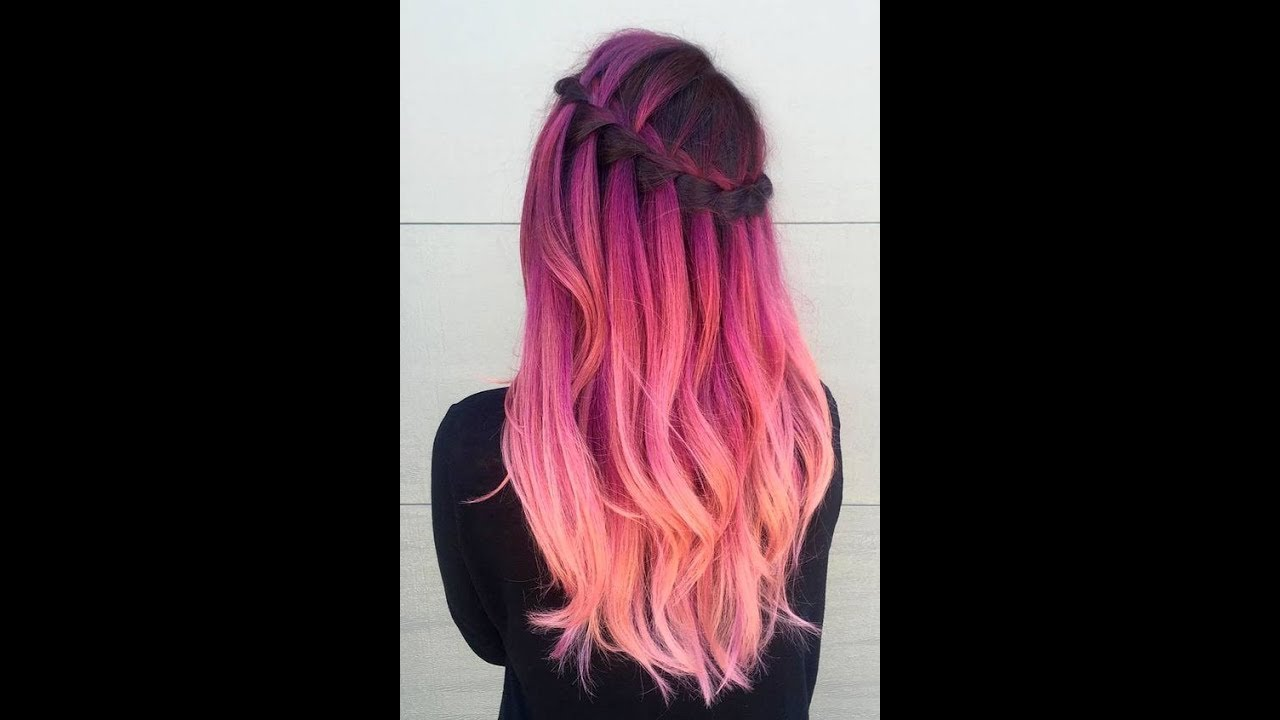 Top Best Attractive Hair Colors For Girls 2017 Latest Trendy Hair