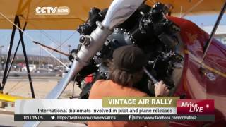 CCTV : Ethiopia Releases International Pilots and Planes  ኢትዮጵያ ዓለም አቀፍ አብራሪዎችንና አውሮፕላኖች ለቀቀች