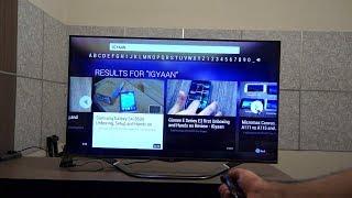 LG 139cm (55 inch) Ultra HDUltra H (4K) LED Smart TV (55UJ632T)