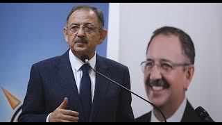 """Ağbaba: """"Dünya alem biliyor ki, FETÖ'nün Kayseri'deki 1 numaralı başı Özhaseki'dir!"""""""