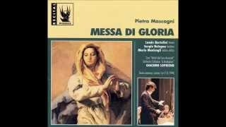 """Pietro Mascagni """"Messa di Gloria"""""""