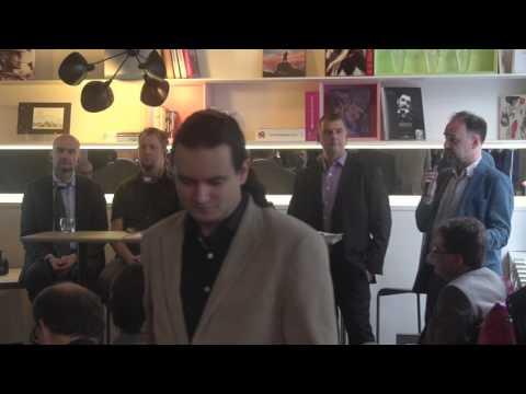 Sony DADC URMS Presentation - Hotel Bel Ami, Paris - February 23, 2017 .mp4