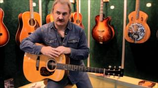 ROZAWOOD Drop Guitar - Introduction during Musikmesse 2012