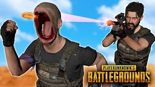 PUBG'DE EFSANE KİLL  !
