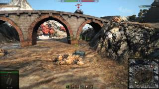 World of Tanks Batchat Crushed by Maus, Sacred valley