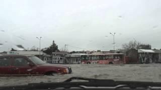 Тонущие Сабунчи или как плавают машины. Тест драйв Toyota Camry