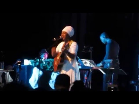 "India.Arie  - ""The Truth"" Live at Minglewood Hall 2015"