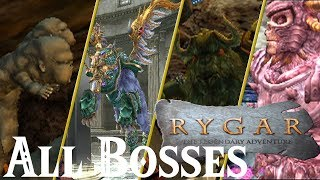 Rygar : The Legendary Adventure // All Bosses