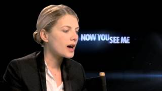 Melanie Laurent 39 s Official 34 Now You See