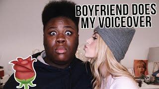 BOYFRIEND DOES MY VOICEOVER (FEAT. DENZEL DION)