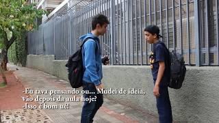 DURA REALIDADE - Drogas na adolescência (CURTA OFICIAL)