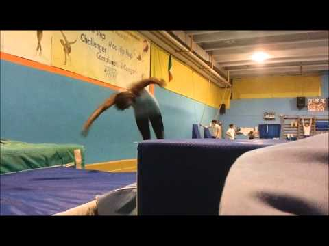 Parkour Italia in Gym
